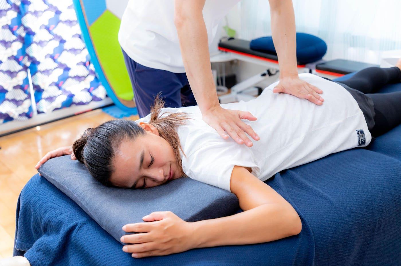 痛みや不調のある方や運動が苦手な方も安心な内容
